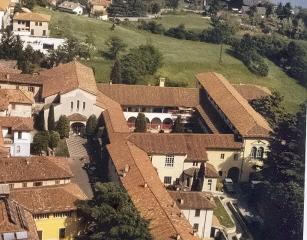 Veduta aerea Casa del Cieco
