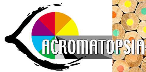 Logo acromatopsia