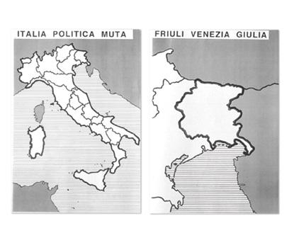 Cartina Italia Politica Formato A4.L Italia E Le Regioni Italiane Cartine Mute Tiflopedia