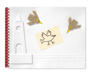 L'uccello di carta