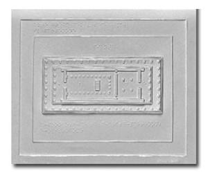 Architettura Greca. Partenone: pianta