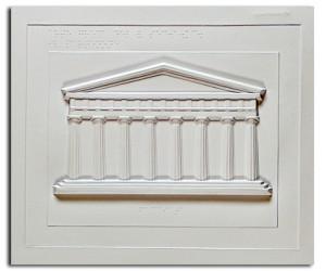 Architettura Greca. Partenone: prospetto