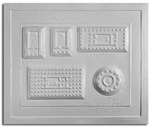 Architettura Greca. Diverse tipologie architettoniche di tempio: piante