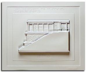 Architettura Greca. Altare di Pergamo (II sec a.C.): sezione