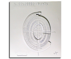 rchitettura Romana. Colosseo (Roma): pianta