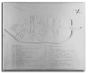 Architettura Romana. Ostia antica: planimetria
