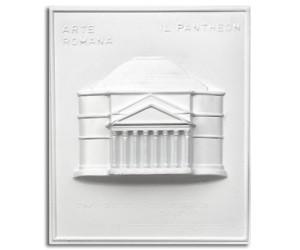 Architettura Romana. Pantheon: prospetto
