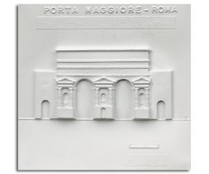 Architettura Romana. Porta Maggiore (Roma): prospetto