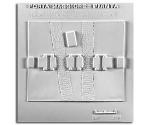 Architettura Romana. Porta Maggiore (Roma): pianta