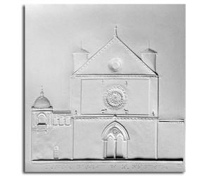 Architettura del '300. Basilica Superiore di S. Francesco (Assisi): prospetto
