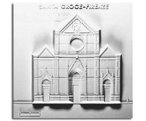 Architettura del '300. Santa Croce (Firenze): prospetto