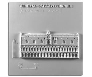 Architettura del '300. Palazzo Ducale (Venezia): prospetto