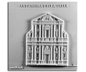 Architettura del '500. Sant'Andrea della Valle (Roma): prospetto