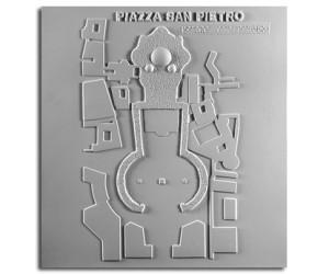 Piazza San Pietro: planimetria