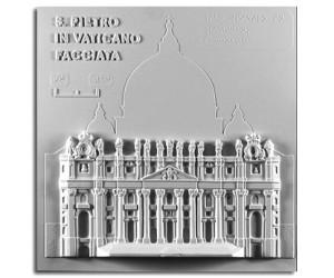Basilica di San Pietro in Vaticano: prospetto