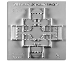 Architettura del '500. La Rotonda del Palladio (Vicenza): pianta