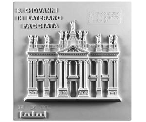 Basilica di San Giovanni in Laterano (Roma): prospetto