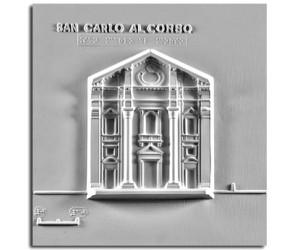Architettura del '600. San Carlo al Corso (Roma): prospetto