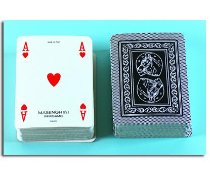 Carte da gioco francesi / ramino, scala quaranta, ecc.