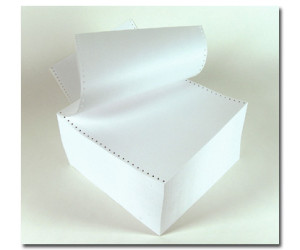 Carta Braille a modulo continuo