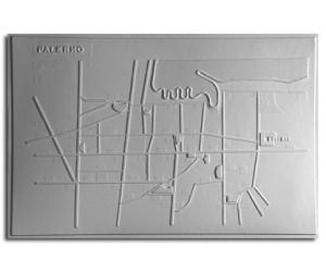 Pianta di Palermo