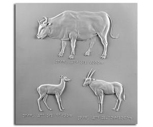 Il toro, il daino e l'antilope