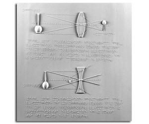 Costruzione geometrica dell'immagine dell'oggetto posto davanti ad una lente convergente e divergente
